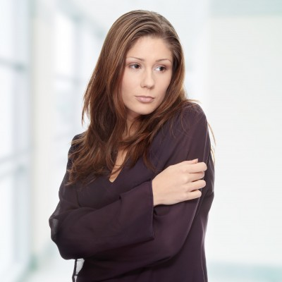 shutterstock_75450355 young woman looking depressed